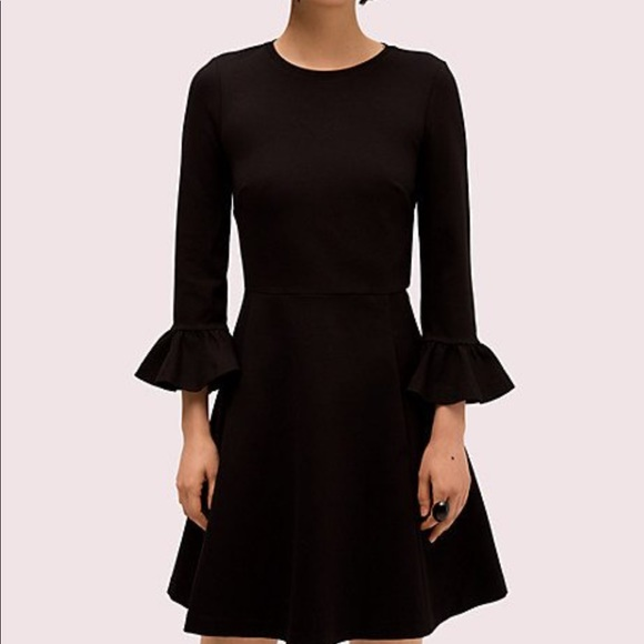kate spade Dresses & Skirts - Kate Spade black fit and flare